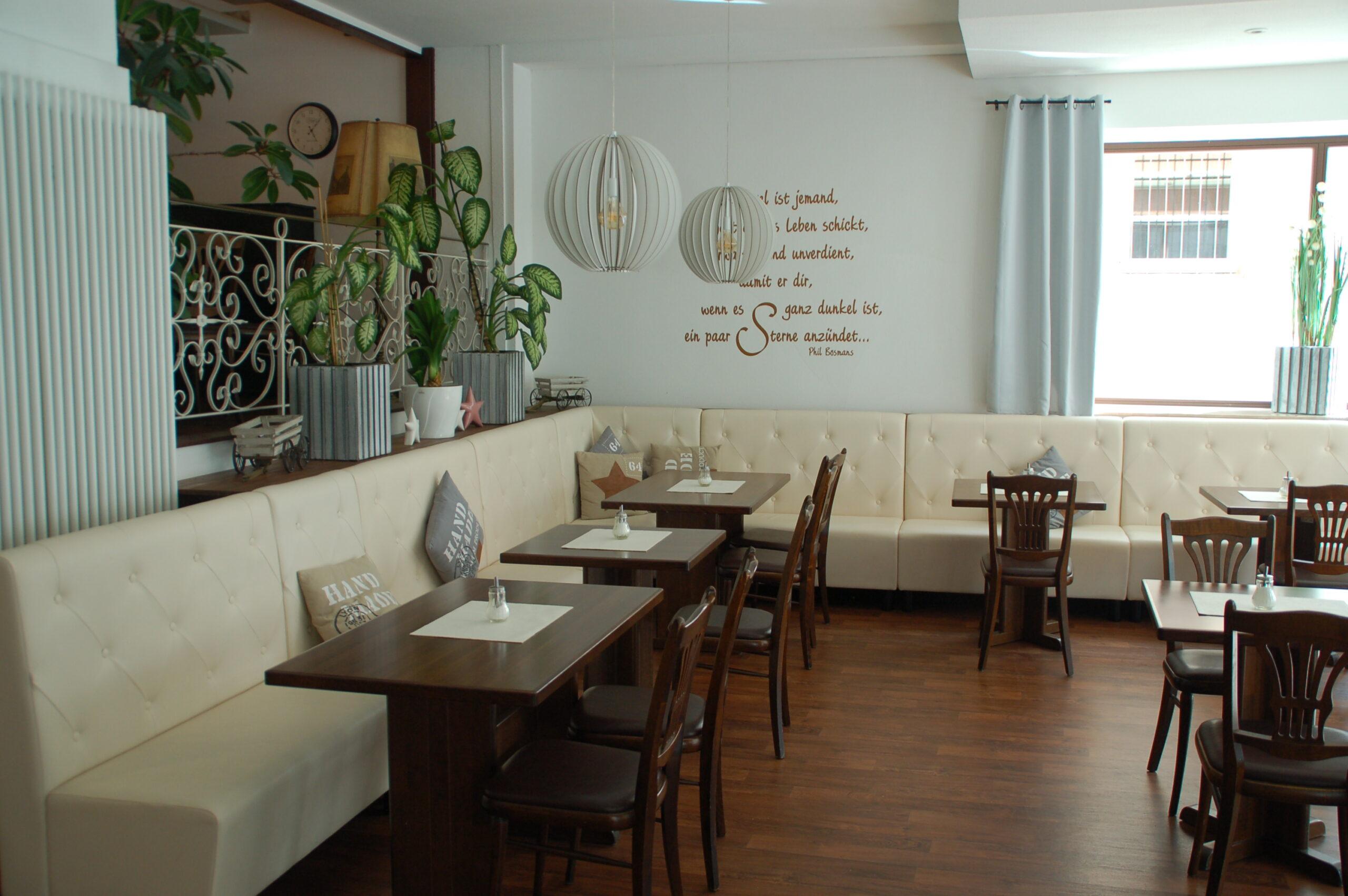 Stadtcafé Oettingen Innenbereich